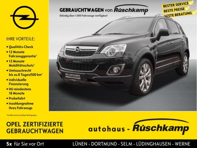 Opel Antara Cosmo 2.0 CDTi 4x4 EURO6 Navi Xenon Schiebedach, Jahr 2015, Diesel