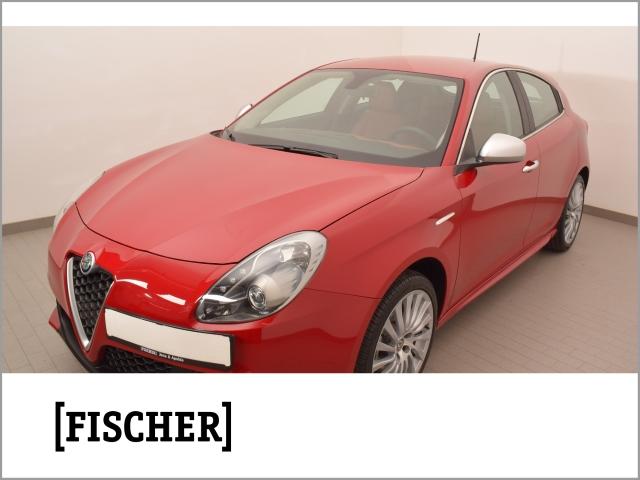 Alfa Romeo Giulietta Super 1.4 TB 16V LED-Tagfahrlicht Klimaautomatik, Jahr 2017, Benzin
