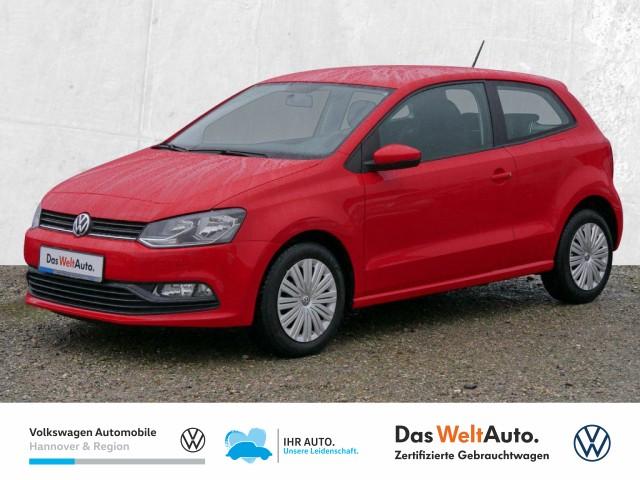 Volkswagen Polo 1.0 Trendline Sitzheiz, Jahr 2016, Benzin