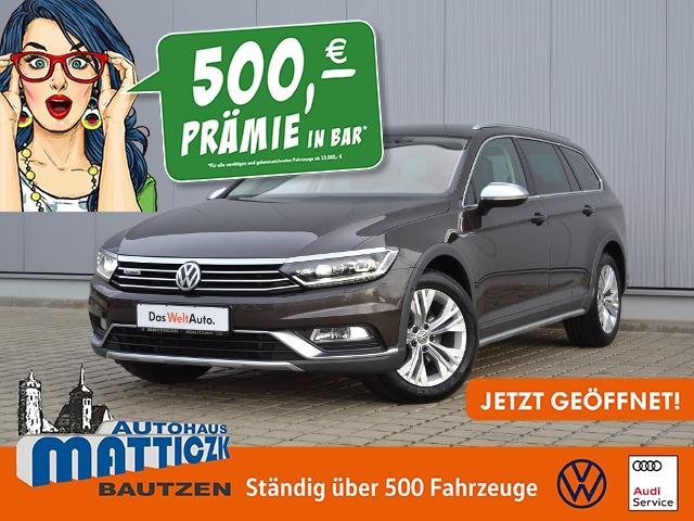 Volkswagen Passat Alltrack 2.0 TDI 190 PS EU6 4Motion DSG A, Jahr 2017, Diesel
