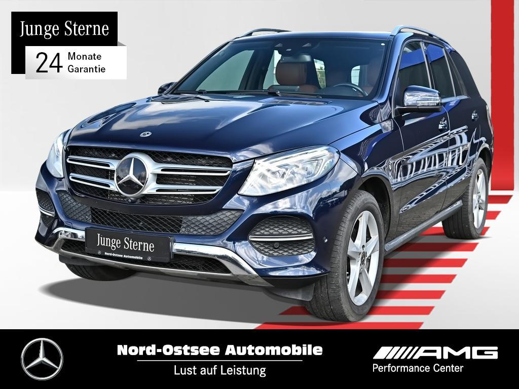 Mercedes-Benz GLE 350 d 4M Comand LED AHK 360° Keyless Sitzhzg, Jahr 2017, Diesel