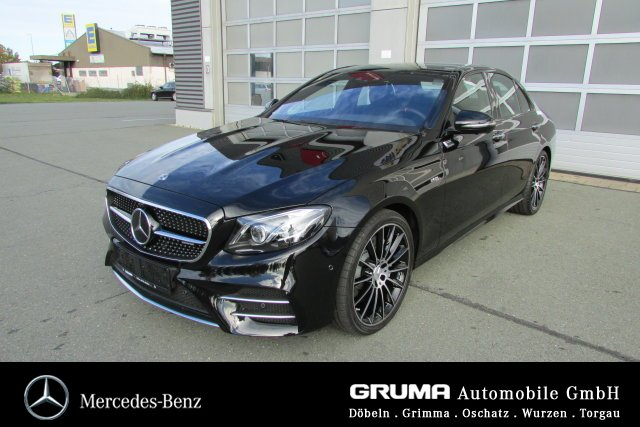 Mercedes-Benz Mercedes-AMG E 53 4M+ +DRIVERSPACKAGE+BURMESTER+, Jahr 2019, Benzin