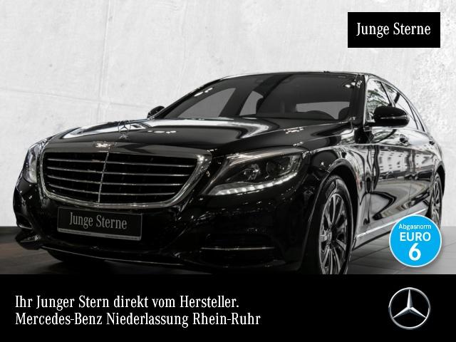Mercedes-Benz S 350 d L Airmat COMAND LED Sitzklima Kamera PTS, Jahr 2016, Diesel