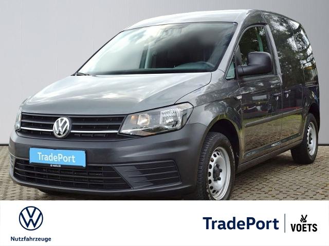 Volkswagen Caddy Kasten 1.0 TSI Bluetooth AHK, Jahr 2017, Benzin