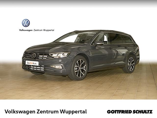 Volkswagen Passat Var. 2,0 TSI Business DSG LED NAVI SHZ PDC VO/HI GRA MFA, Jahr 2019, Benzin