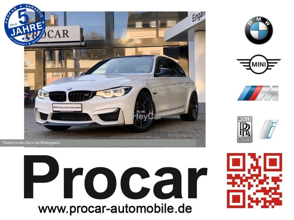 BMW M3 CS M DKG Navi Prof. M Drivers Package HuD, Jahr 2019, Benzin