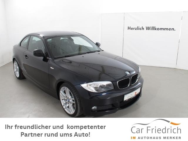 BMW 120i 120i Coupe M Paket, Jahr 2012, petrol
