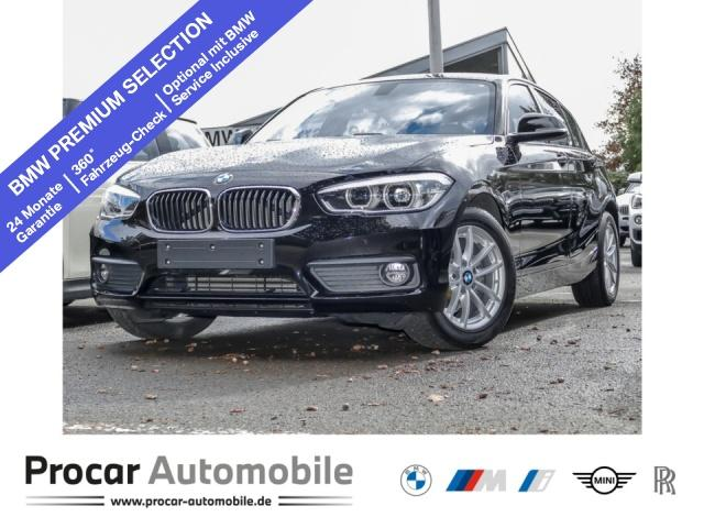 BMW 116i Advantage Navi Business LM PDC Sitzh, Jahr 2017, Benzin