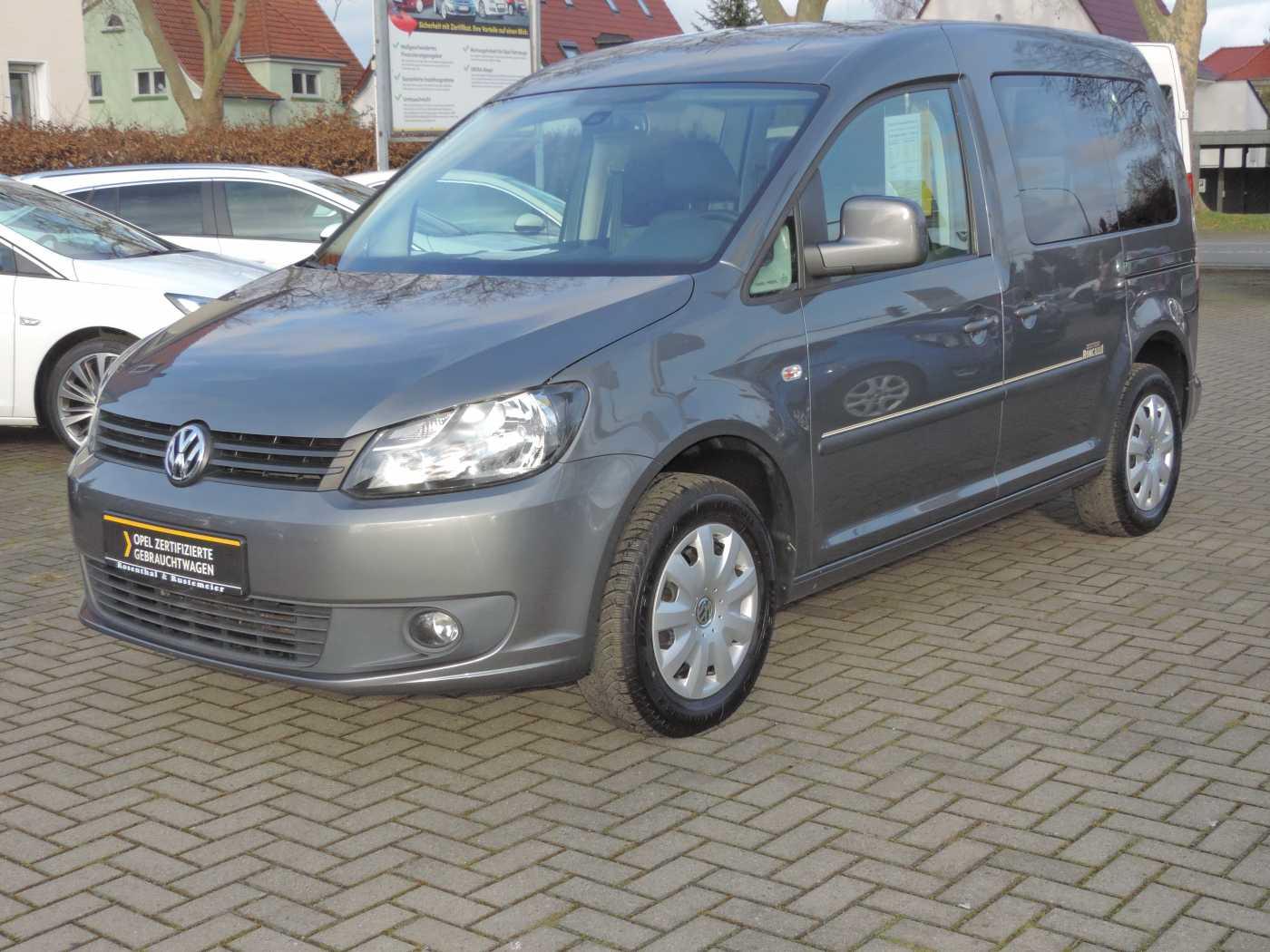 Volkswagen Caddy 3 1.2 (5-Si.) Trendline Roncalli, Jahr 2012, Benzin