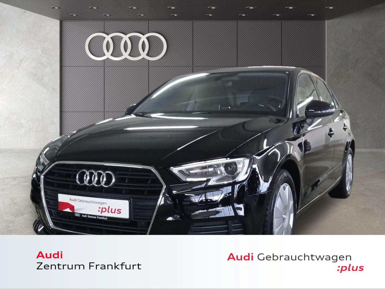Audi A3 Sportback 30 TFSI Xenon Navi PDC Bluetooth Sitzheizung, Jahr 2019, Benzin