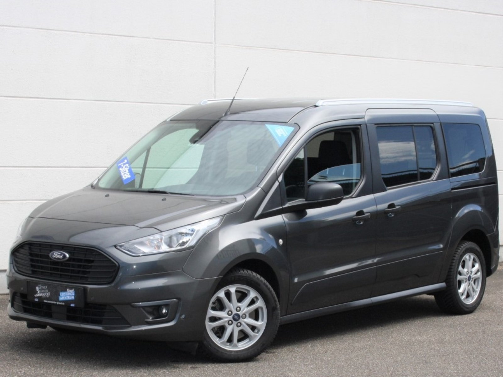 Ford Grand Tourneo Connect 1.5 Trend Navi Kamera, Jahr 2019, Diesel
