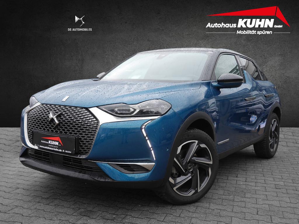 DS Automobiles DS 3 Crossback PureTech 130 So Chic, Jahr 2019, Benzin