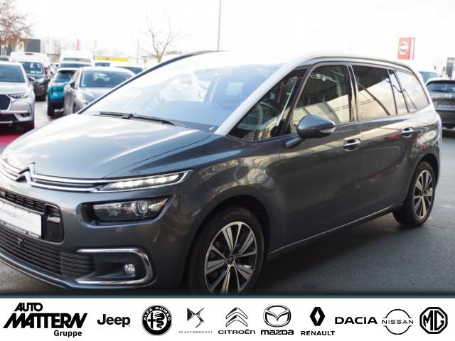 Citroën Grand C4 Picasso *AHK*LEDER*AUTOMATIK*, Jahr 2016, Benzin