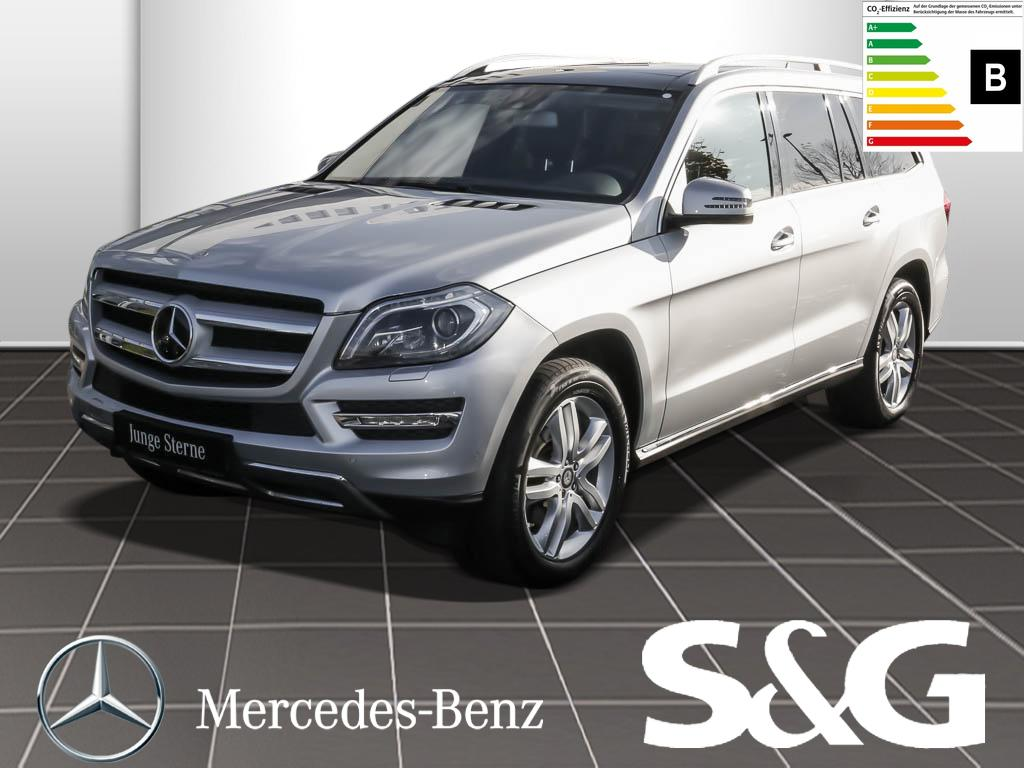 Mercedes-Benz GL 350 BT 4Matic Sitzklima/Memory/Panodach/Kamer, Jahr 2015, diesel