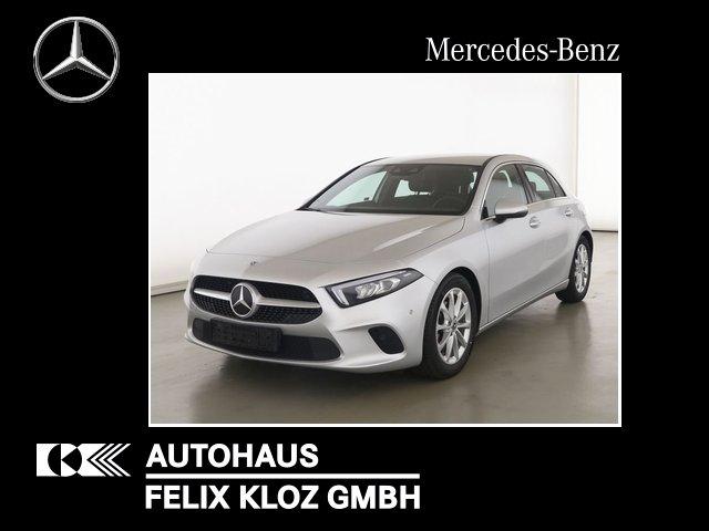 Mercedes-Benz A 180 Progressive MBUX-HighEnd LED AugmentedReal, Jahr 2020, Benzin