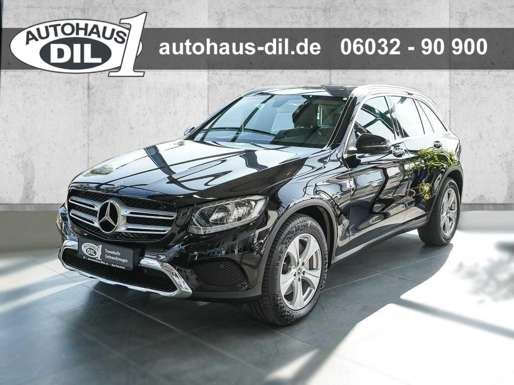 Mercedes-Benz GLC 250 d 4Matic 9G *1.Hd.*Park-Assistent*Navi*, Jahr 2017, Diesel