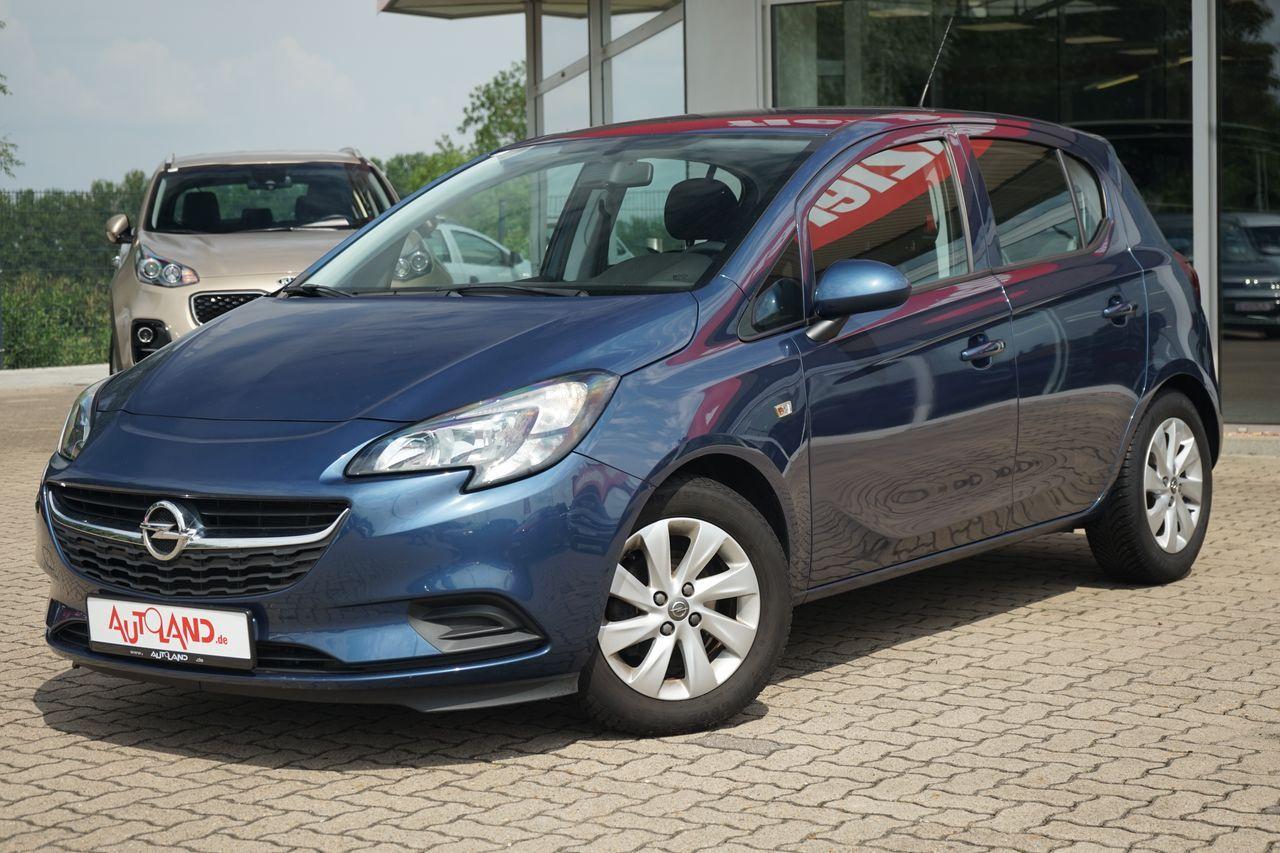 Opel Corsa, Jahr 2015, Benzin