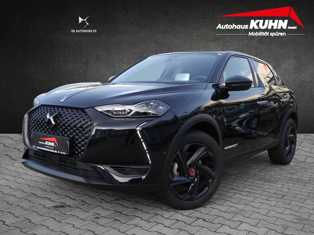 DS Automobiles DS 3 Crossback PureTech 155 Performance Line, Jahr 2019, Benzin
