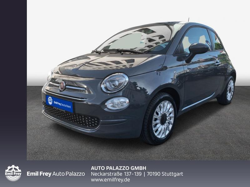 Fiat 500 1.0 Hybrid Lounge 70PS, Jahr 2020, Hybrid