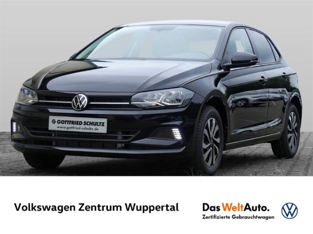 Volkswagen Polo 1 6 TDI Highline KLIMA SHZ PDC LM ZV, Jahr 2019, Diesel