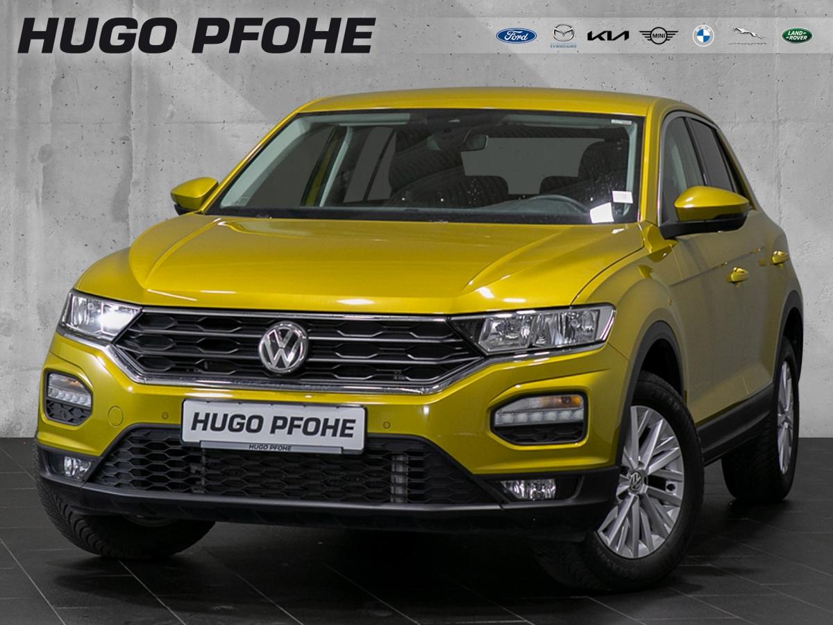 Volkswagen T-Roc 1.0 TSI OPF - Navi Spurhalte SHZ PDC USB, Jahr 2020, Benzin