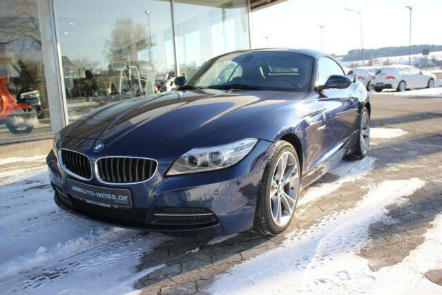"""BMW Z4 sDrive 20i 18""""ALU PDC KLIMA SHZ USB MFL, Jahr 2014, Benzin"""