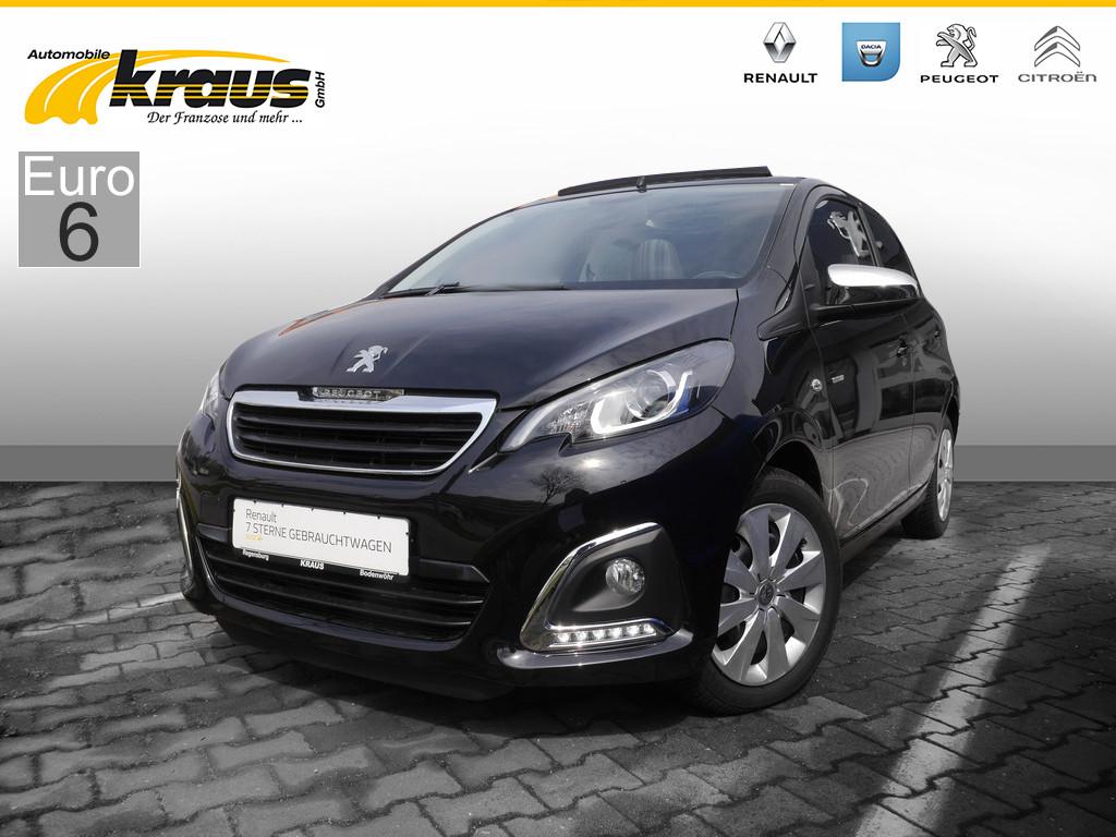 Peugeot 108 finanzieren