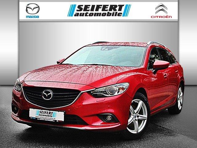 Mazda 6 SKYACTIV-D 175 i-ELOOP Sports-Line, Jahr 2014, Diesel