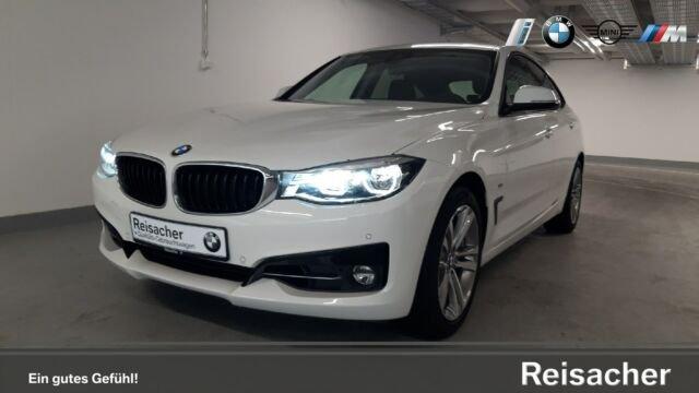 BMW 320 Gran Turismo i Navi,Sport,LED Scheinwerfer,L, Jahr 2017, Benzin
