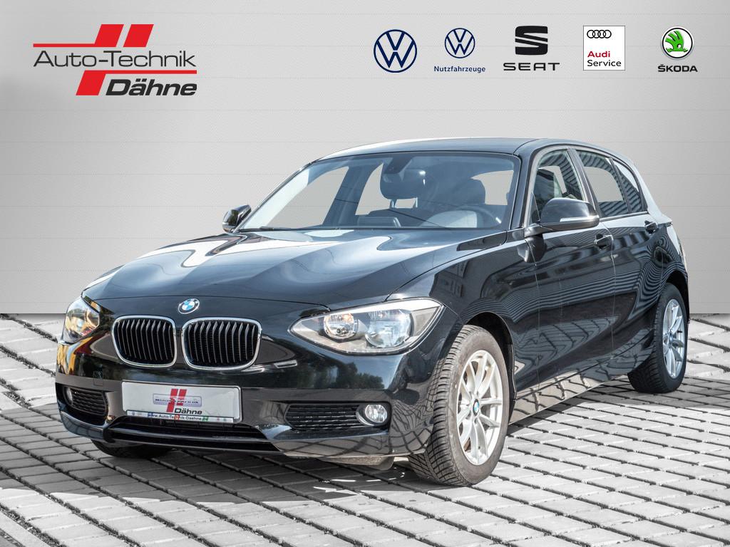 BMW 114i Advantage Paket Plus, Jahr 2013, Benzin