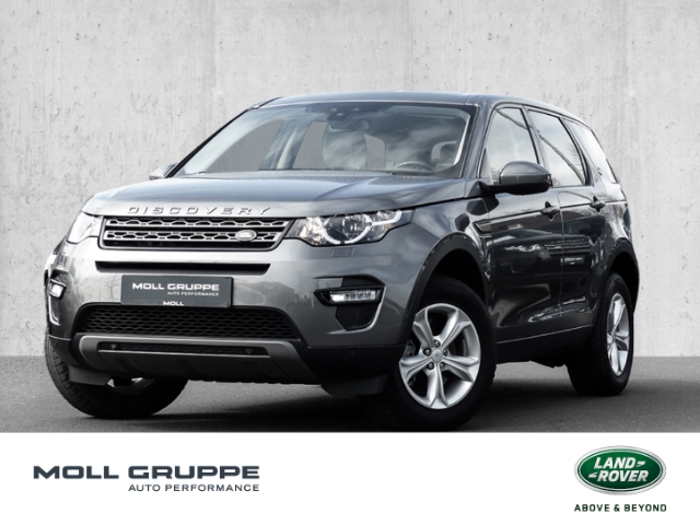Land Rover Discovery Sport 2.0 TD4 SE AHK DAB, Jahr 2016, Diesel