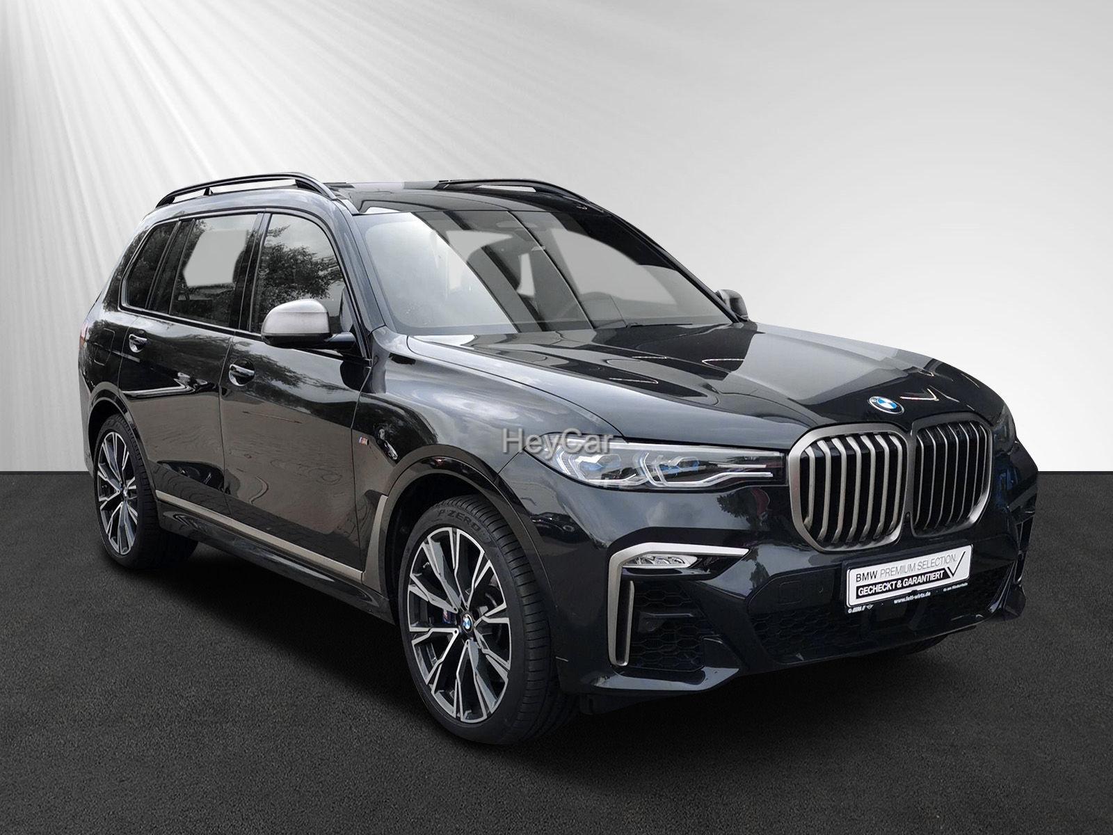 BMW X7 M50d Laser Standhz B&W Leas. ab 1099,- br.o.A, Jahr 2019, Diesel
