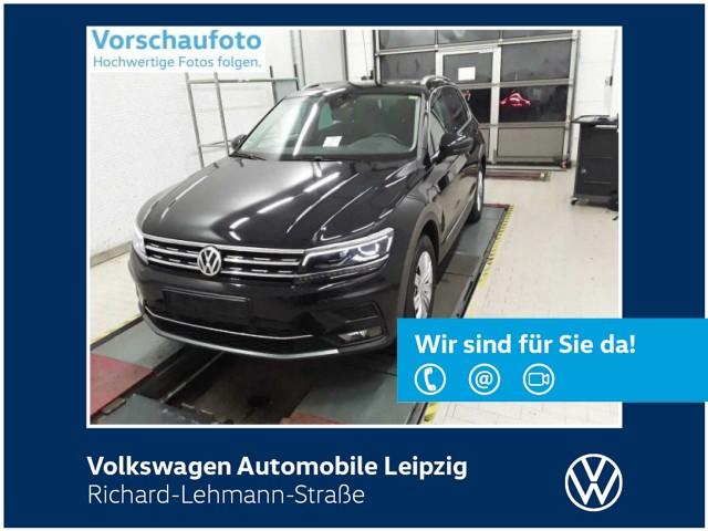 Volkswagen Tiguan Highline 2.0 TSI DSG 4Motion *LED*Navi*, Jahr 2017, Benzin