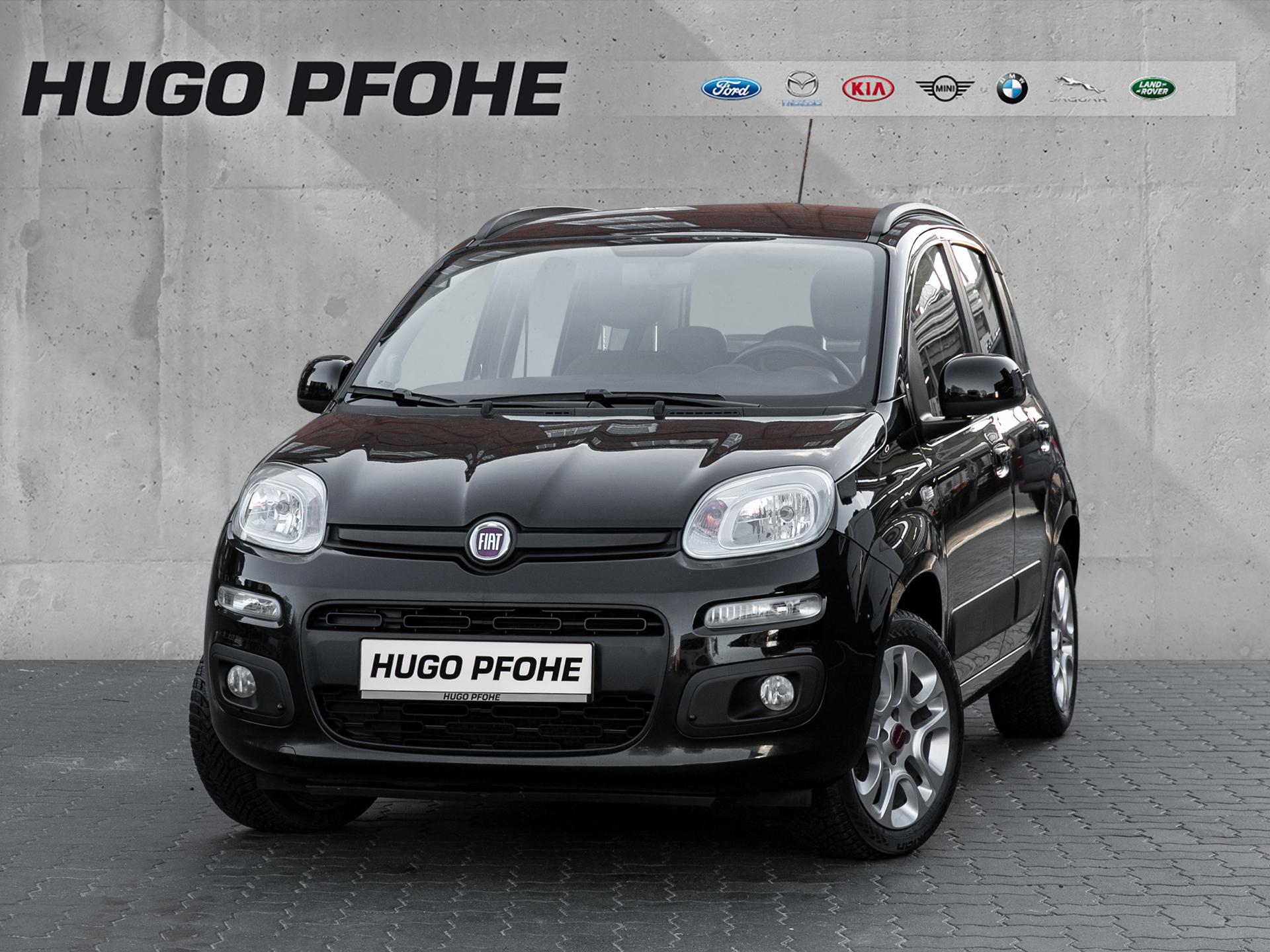 Fiat Panda Lounge 51 kW. 5-t. Klima. ALU. PDC. GJR, Jahr 2016, Benzin