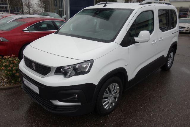 Peugeot Rifter PureTech 110 L1 Active, Jahr 2019, Benzin