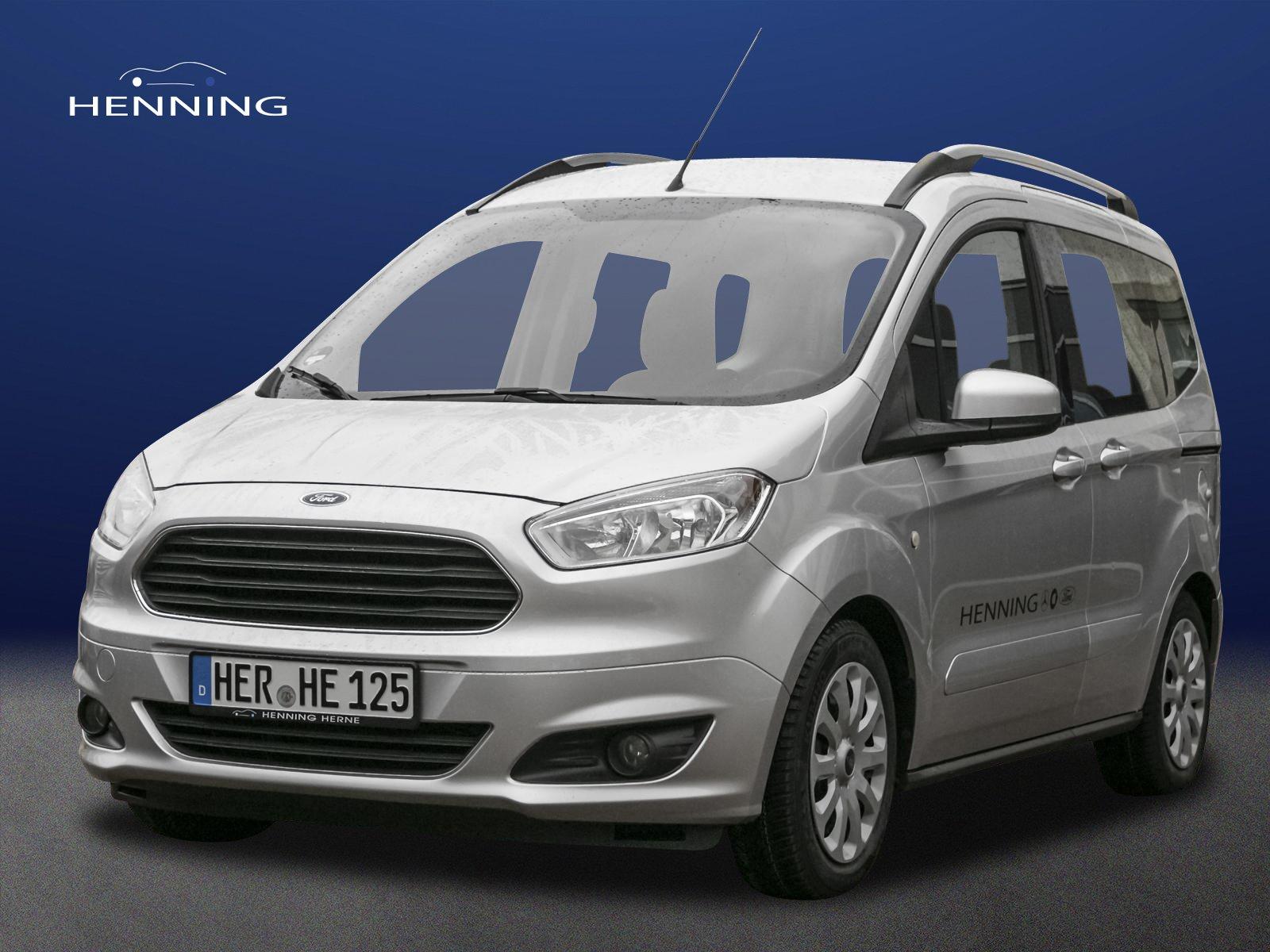 Ford Tourneo Courier 1.0 EcoBoost Trend-Klima-, Jahr 2015, Benzin