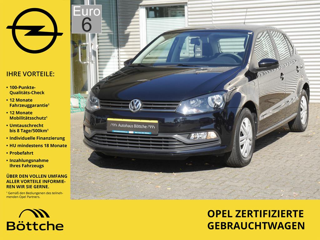 Volkswagen Polo 1.0 Trendline BMT, Jahr 2016, Benzin