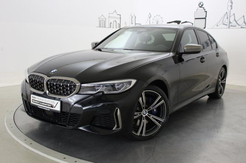 BMW M340i xDrive Limousine Gestiksteuerung Head-Up, Jahr 2019, Benzin