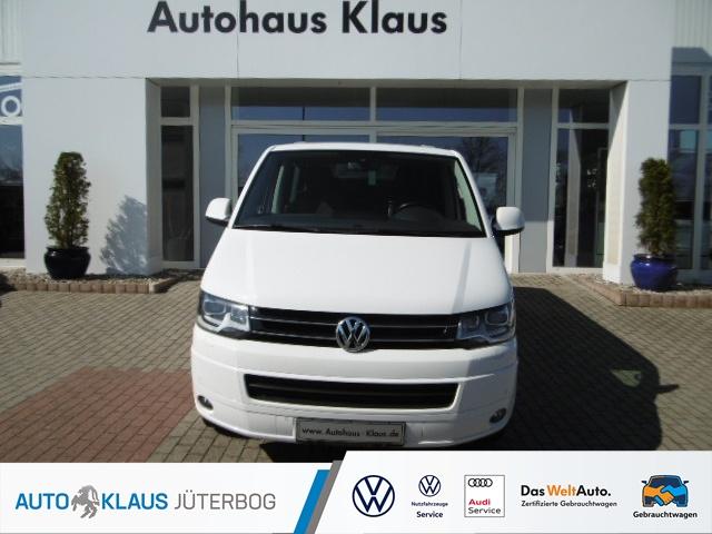 Volkswagen T5 Multivan Comfortline 2.0 TDI+Xenon+Navi+AZV, Jahr 2015, Diesel