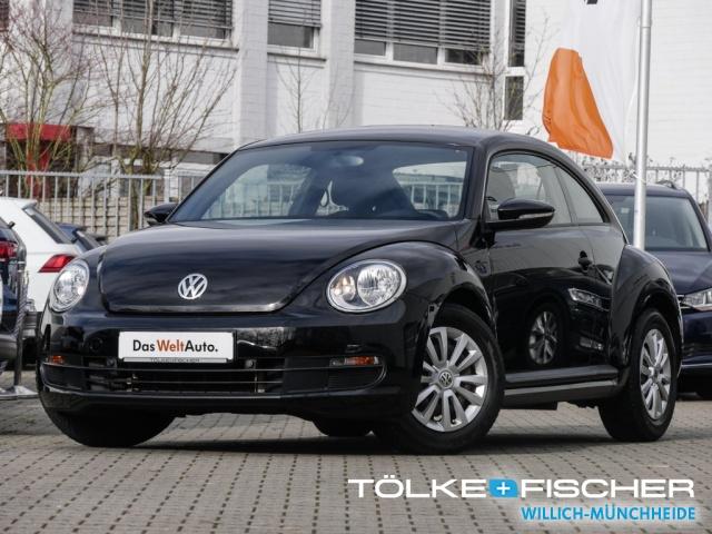 Volkswagen Beetle 1.2 TSI Klima Tempomat, Jahr 2016, Benzin