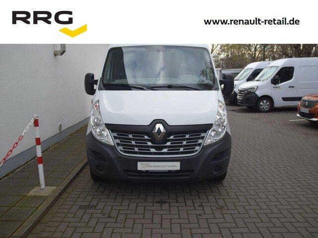 Renault MASTER DOKA PRITSCHE L2H1 3,5t dCi 125 ANHÄNGER, Jahr 2015, Diesel