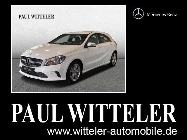 Mercedes-Benz A 180 Urban/Navi/Klima/Sitzhzg/LM/Parktronic, Jahr 2016, Benzin