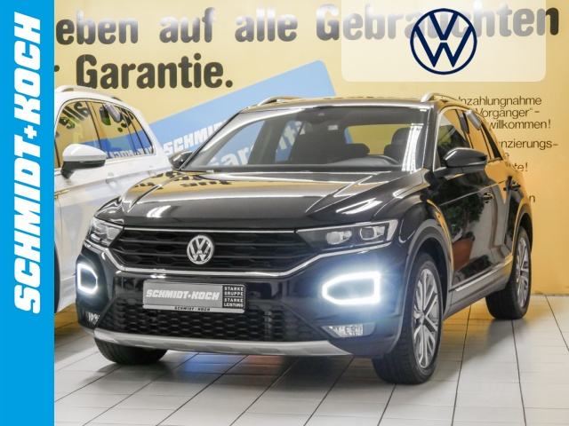 Volkswagen T-Roc 1.5 TSI ACT Sport DSG, Navi, LED ACC, R, Jahr 2018, Benzin