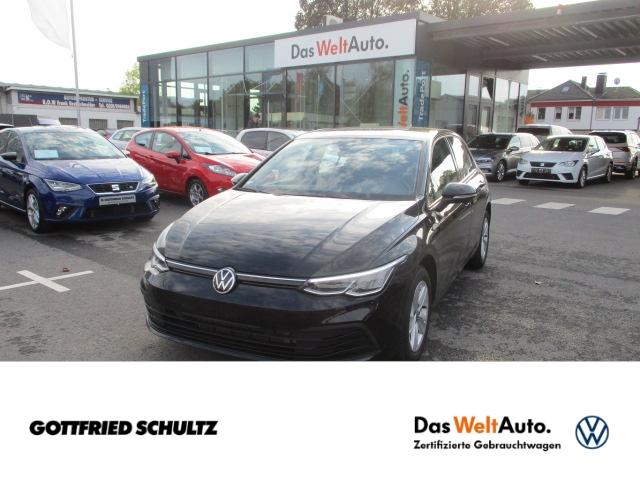 Volkswagen Golf Life 1.0 TSI LED NAVI PDC SHZ, Jahr 2021, Benzin