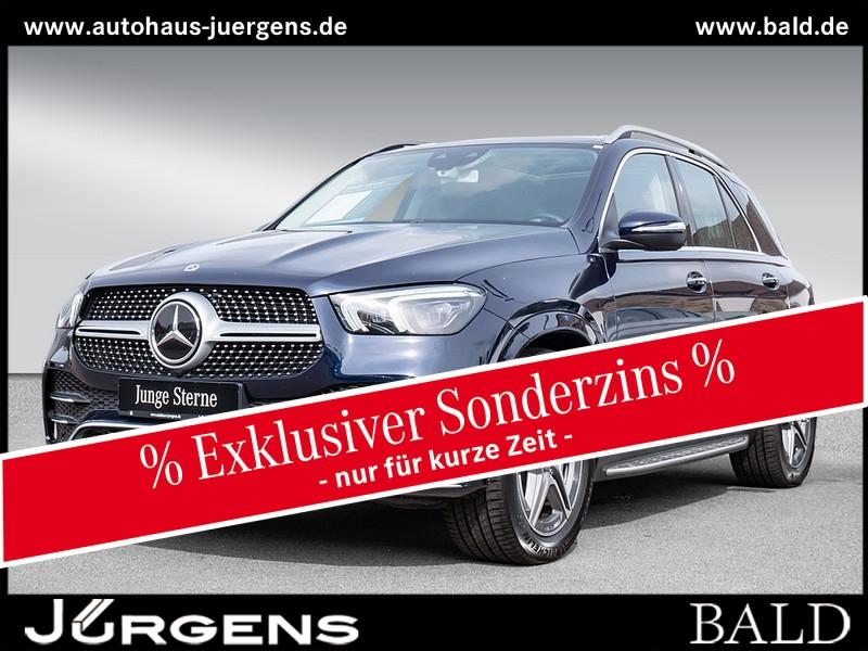 Mercedes-Benz GLE 450 4M AMG-Sport/Navi/Wide/ILS/Pano/Leder/20, Jahr 2020, Benzin