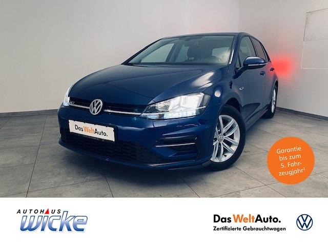 Volkswagen Golf VII 1.6TDI Comfortline R-Line Klimaauto EU6, Jahr 2019, Diesel