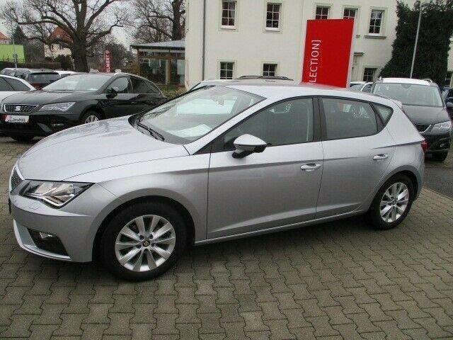 Seat Leon1,0TSI Style Ecomotive DSG, Jahr 2017, Benzin