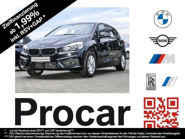 BMW 218 Active Tourer Aut. Navi PDC Sitzheizung, Jahr 2017, Diesel