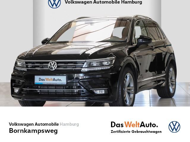 Volkswagen Tiguan 2.0 TDI Highline DSG PANO/R-LINE/LED, Jahr 2019, Diesel