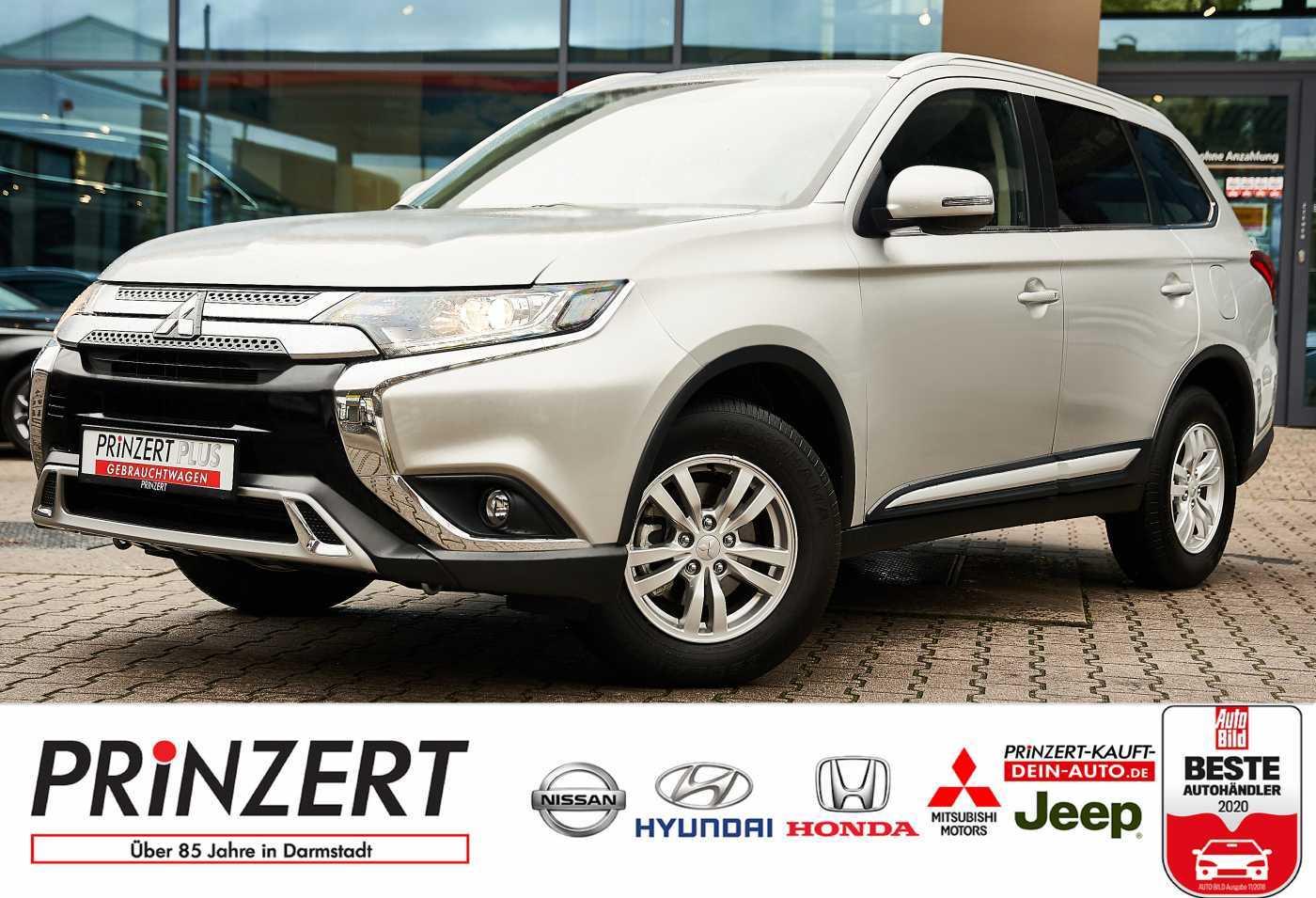 Mitsubishi Outlander 2.0 MT 2WD 'Active' Euro 6Dtemp, Jahr 2020, Benzin